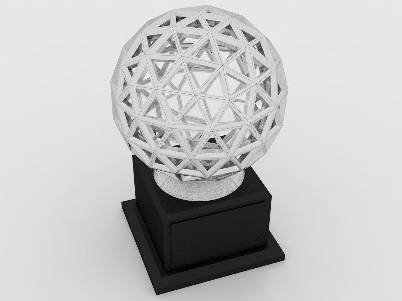 Custom Trophies And Awards 3dnyclab